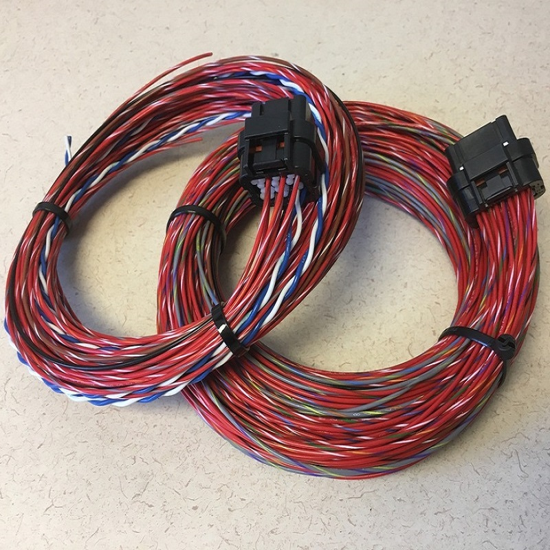 MoTeC PDM15 Untermed Wiring Harness on