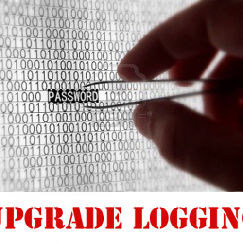 upgrade logging