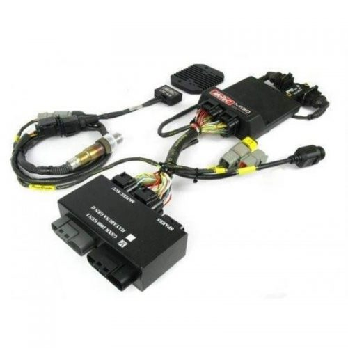 MoTeC M130 Kawasaki ZX-14 2012-15 Gen II Plug-In ECU Kit