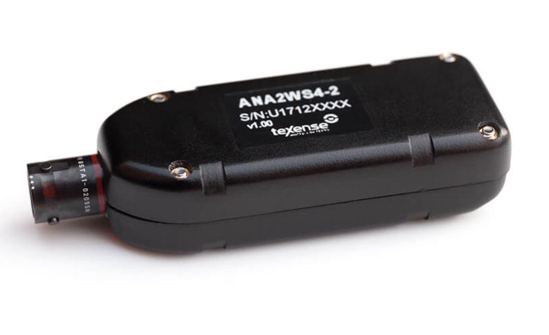 ANA2-WS4 Analog to Wireless Converter
