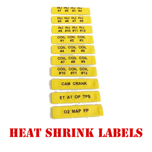 Heatshrink Labels
