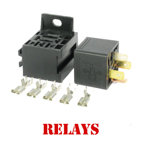 Relays and Breakers