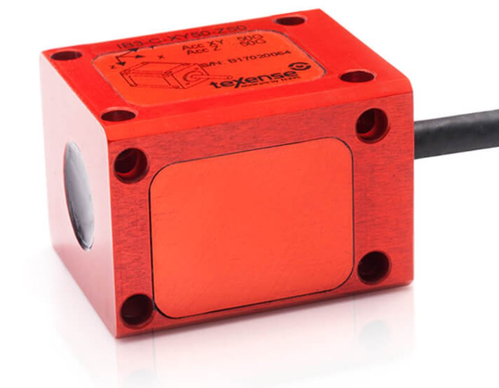 TEXYS 3-axis inertial box