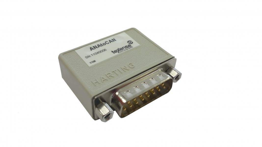 TEXYS Dongle Analog to CAN Converter – PRO