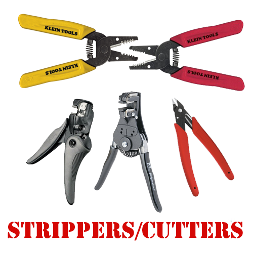 Wire Cutters - Strippers