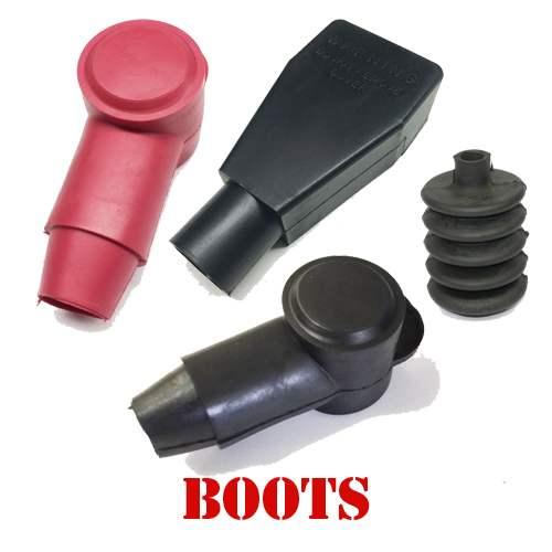 Vinyl Boots