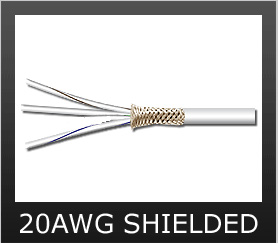 20AWG Shielded Wire