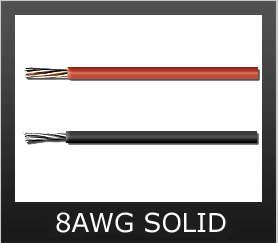 8AWG SOLID COLORS