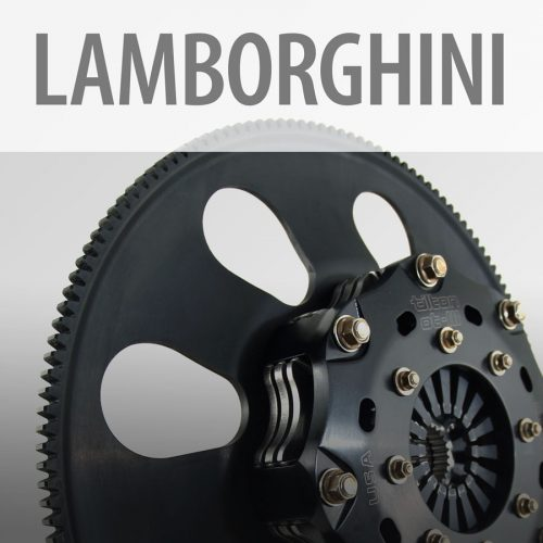 Tilton Engineering Lamborghini Clutch-Flywheel Assemblies