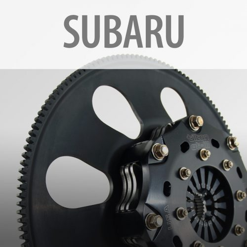 Tilton Engineering Subaru Clutch-Flywheel Assemblies