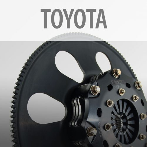 Tilton Engineering Toyota Supra Clutch-Flywheel Assemblies