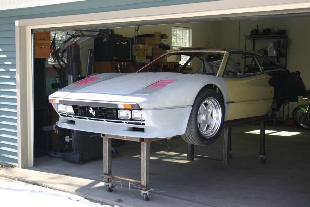 288 GTO Body Kit for Ferrari 288, 308 and 328 Models
