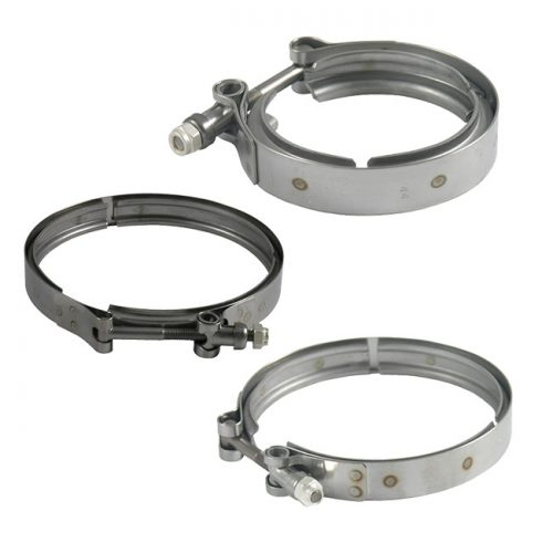 Precision Turbocharger Clamps
