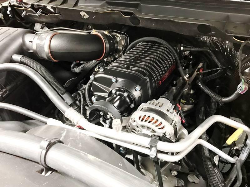 WHIPPLE DODGE RAM TRUCK 5 7L HEMI 2013-2018 SUPERCHARGER COMPLETE  INTERCOOLED KIT W175FF 2 9L