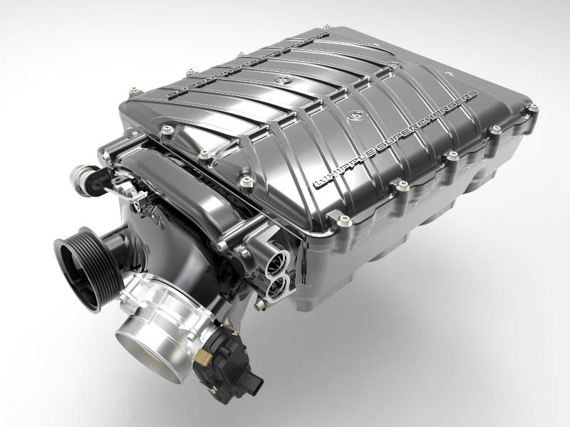 WHIPPLE CADILLAC CTS-V LT4 2016-2018 SUPERCHARGER INTERCOOLED KIT W175AX  2 9L
