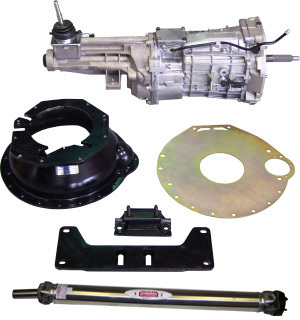 FORD 2.97 MAGNUM XL 6 SPEED TRANS./INSTALL KIT (05 & UP)